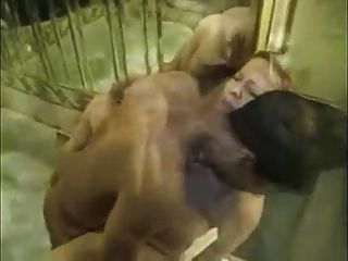 White Woman Takes 1 Bbc Creampie