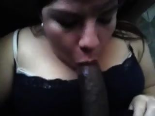 You Look Sexy With Black Dick And Cum In Your Mouth