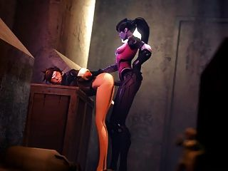 3d Futanari Collection 4