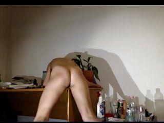Fucking Her Desk