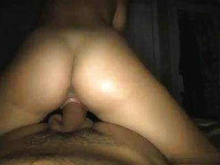 Slutty Brunette Chick Gets Fucked During One Night Stand