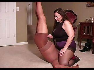 Kinky Handjob