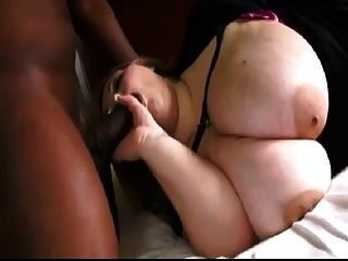 White Bbw Gave A Bj To A Bbc