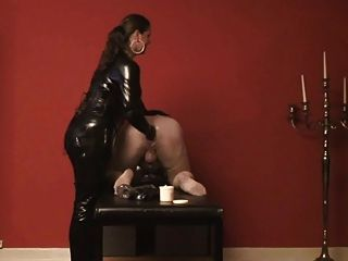 Sissy Slave Fisted By 2 Mistresses