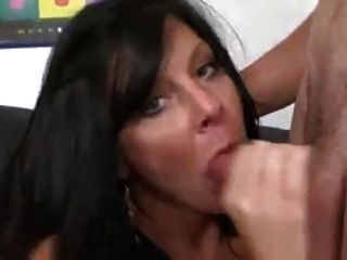Smoking Mommy Fucks Not Her Son