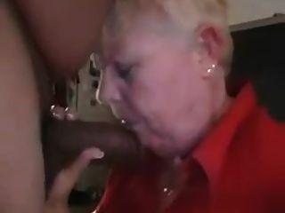 Old Granny Suck Bbc