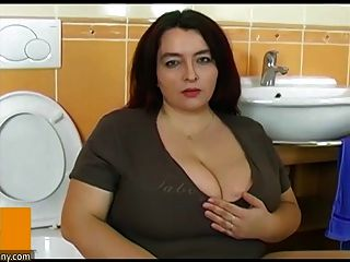 Oldnanny Wife: Fat Bbw Wife Fucked Young Guy, Horny Wife