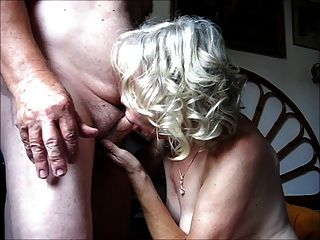 Old Couple - Blow Job
