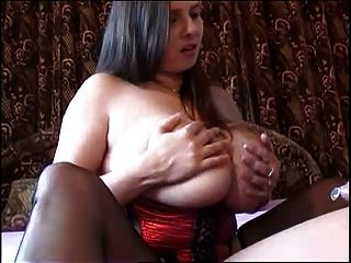 Beautiful Busty Girl Amanda Fucked By Skinny Boy