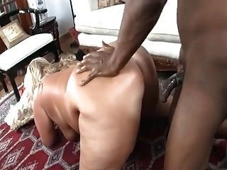 Blonde Bbw Milf Desiree Charms Fucked By A Bbc