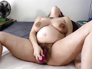 Pregnant Woman Likes To Masturbate