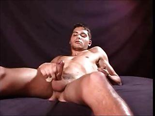 Straights Men Solo Big Cumshots Compilation