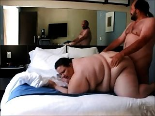 Hot Fuck #159 Doggystyle On The Bed (ssbbw)