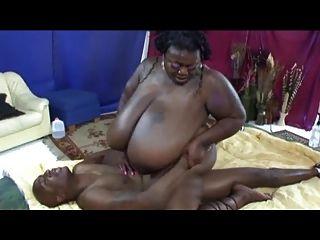 Black Bbw Mega Tits