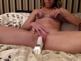 Tits Self Punishment An Masturbation