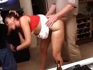 Party Slut Gangbang