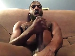 Str8 Bbc Stroke On Couch
