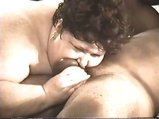 Bbw Head #434 Ugly Mature Slob Ssbbw Deepthroat A Black Guy