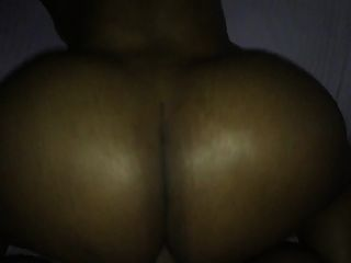 Big Fat Black Ass Anal