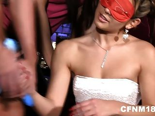 Bachelor Party With Loads Of Cum