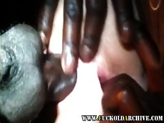 Cuckold Archive Close Up Of Bbc In My Wifes Ass I Watch Them