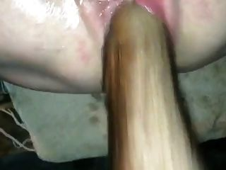 Rough Fist Squirting Gaping Pussy