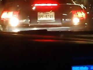 Str8 Guy Stroke In Car While Watching Porn