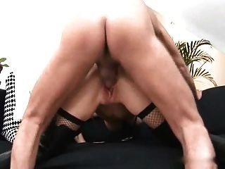 Old Man And Wild Woman Anal