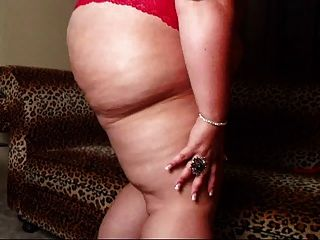 Latina Bbw Monster Ass Does A Strip Tease In Heels
