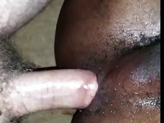 White Top Breeds Black Jock Slut Cum Filled Ass