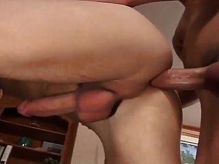 Cum Dripping Ass.