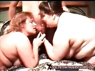 Velvet Swingers Club Wives Treesom And Gangbang Party