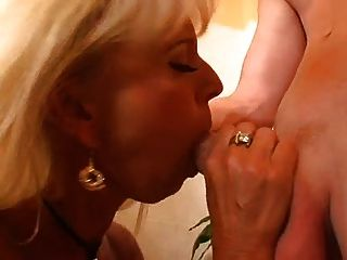 Milf Is An Ass Licker