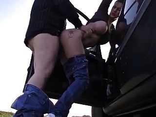 Ani huger masturbates to intense orgasm at work 5