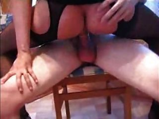 Trashy Wife Taped Fucking Another Man