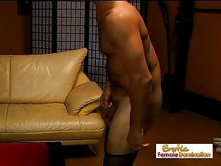 Mistress Vanessa Lane Dominates Her Loser Slave
