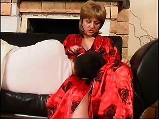 Russian Mature M.s.c. #030 - Esther