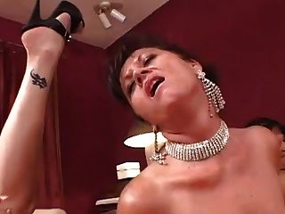 Lesbian Orgy Gets Very Very Dirty And Rough