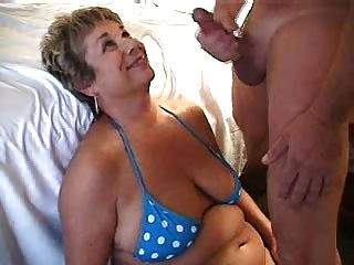 Blowing A Load On Milfs Face