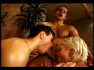Bisexual Massage Spa (mmf Bi Bisex Threesome Biparty)