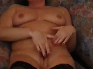 50yo Mature - Test For Porn Good Cumshot