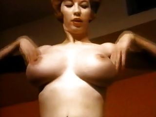 Retro Perfect Huge Tits Redhead Milf