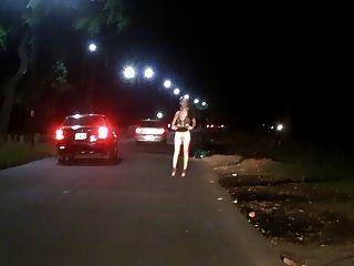 Nikki Ladyboys Public Prostitution