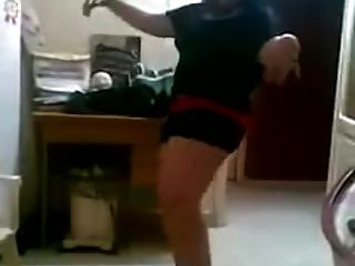 Shaimaa From Egypt Dancing