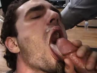 Close Up Of Blow Job