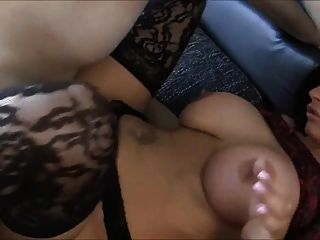 Samira Fucks In Stockings And Boots!