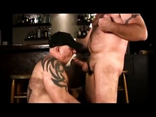 Two Sexy Mature Bears -