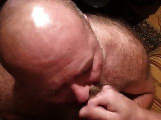 Blow Job And Facial