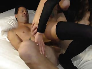 Hot Couple Engages In A Wild And Steamy Sex