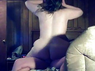 Amateur Bbw Busty Blonde Girlfriend Fucked